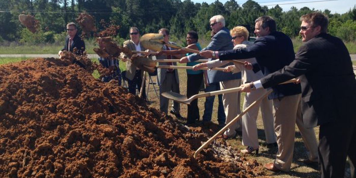 Groundbreaking ceremony for 28th St. improvements excites Gulfport commuters