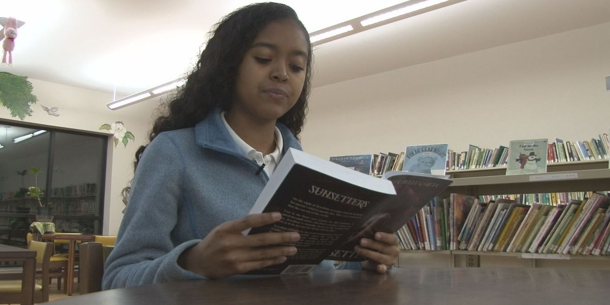 14 year old Stone Co. Middle School student about to release 4th novel