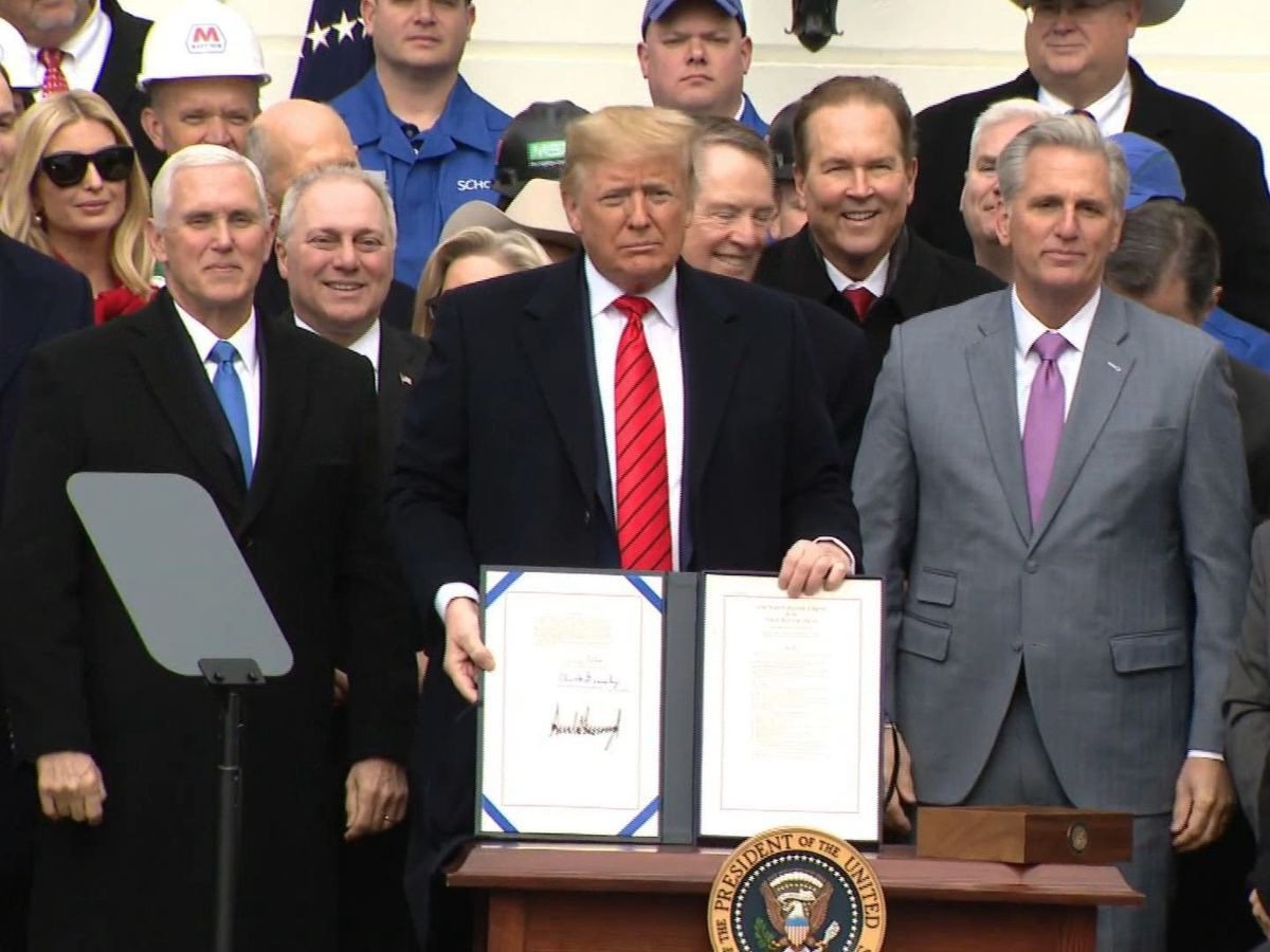 Considering potential impacts of the USMCA trade deal for Mississippi