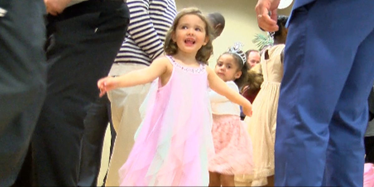 Salvation Army hosts Daddy-Daughter Date Night