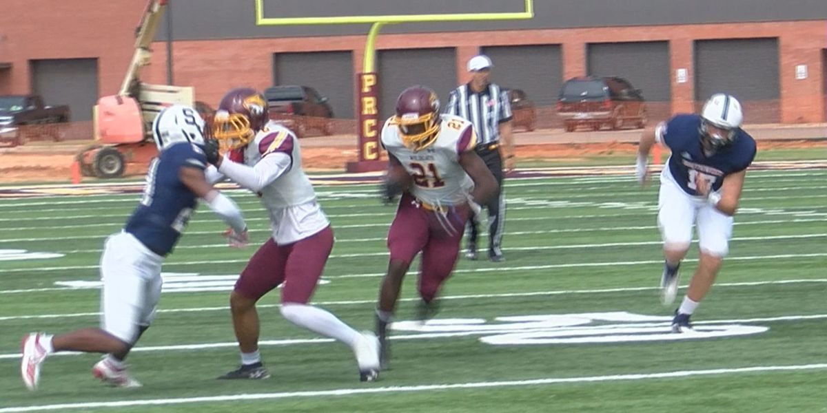 Pearl River Picks Up Thrilling Win On Homecoming