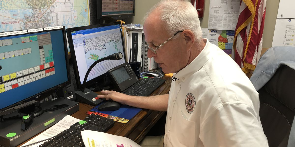Harrison County preparing for impact of Tropical Storm Barry