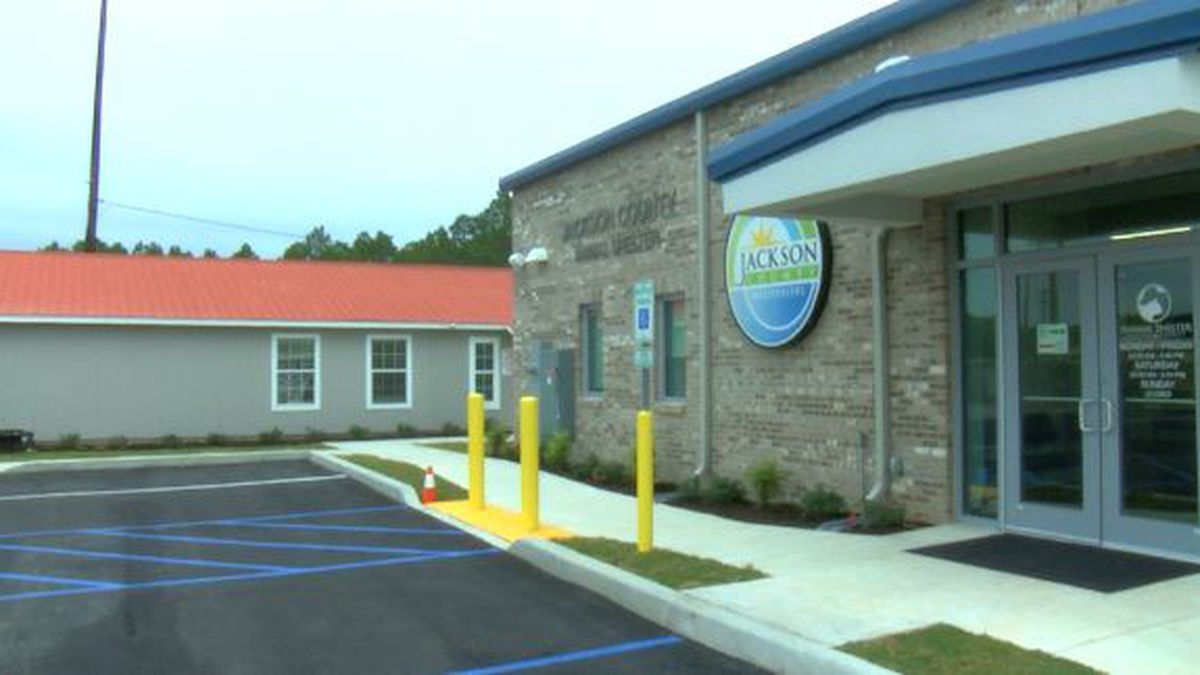 Major upgrades in soft opening of Jackson County Animal Shelter