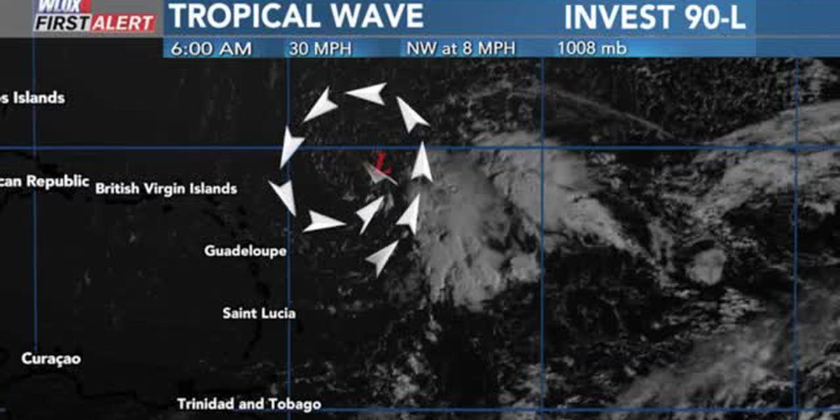TROPICS VIDEO: 11-18-19 Medium chance for Atlantic system to form