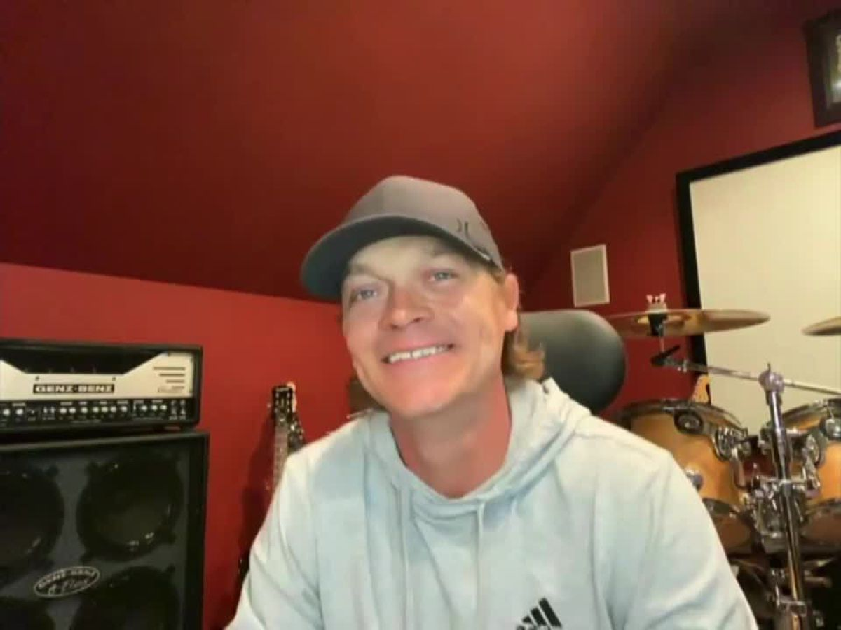 3 Doors Down lead singer Brad Arnold reflects 20 years later on fame of first hit single