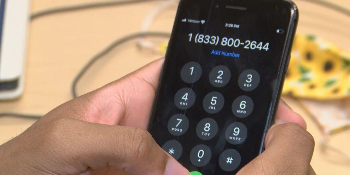 LSU student creates mental health hotline to combat stigmas in Black communities