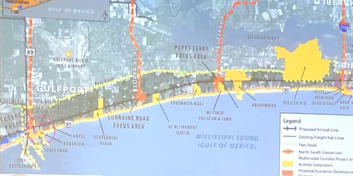 New roadway between Gulfport and Biloxi back on the table