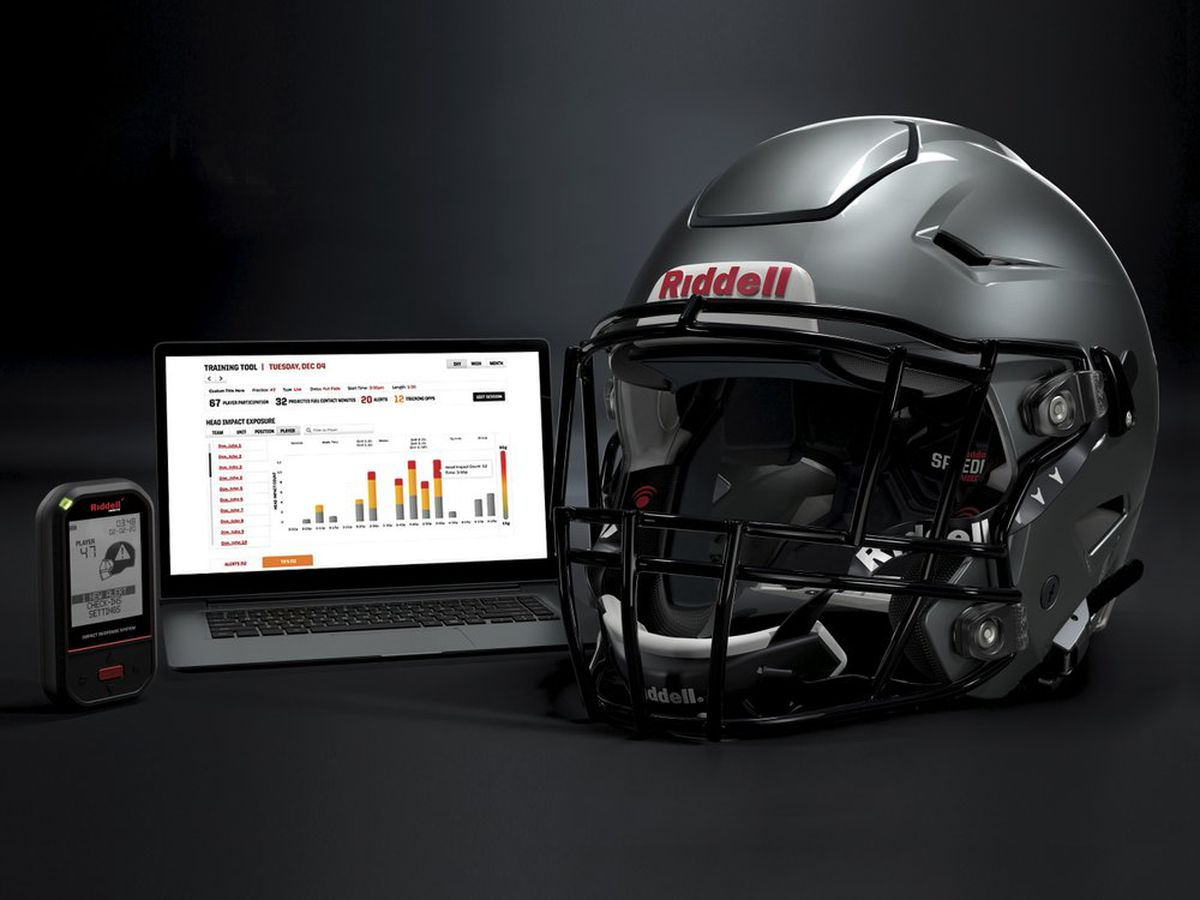 NFL studying helmet face guard that works like surgical mask