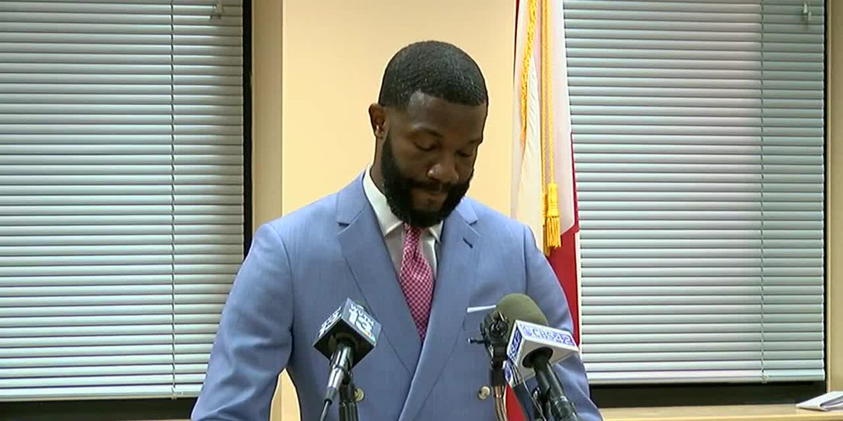 "Mayor Woodfin discusses ""Cupcake"" investigation"