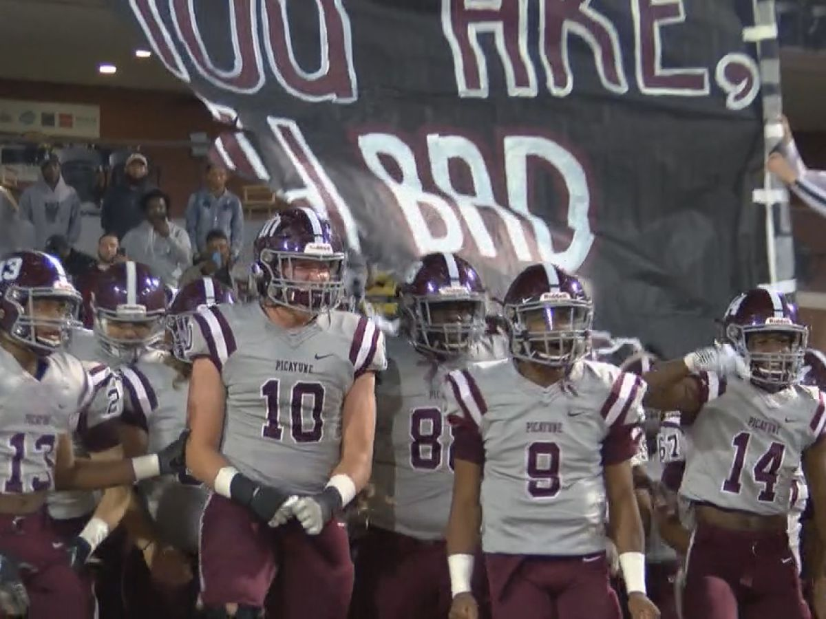 Picayune falls short in state championship game