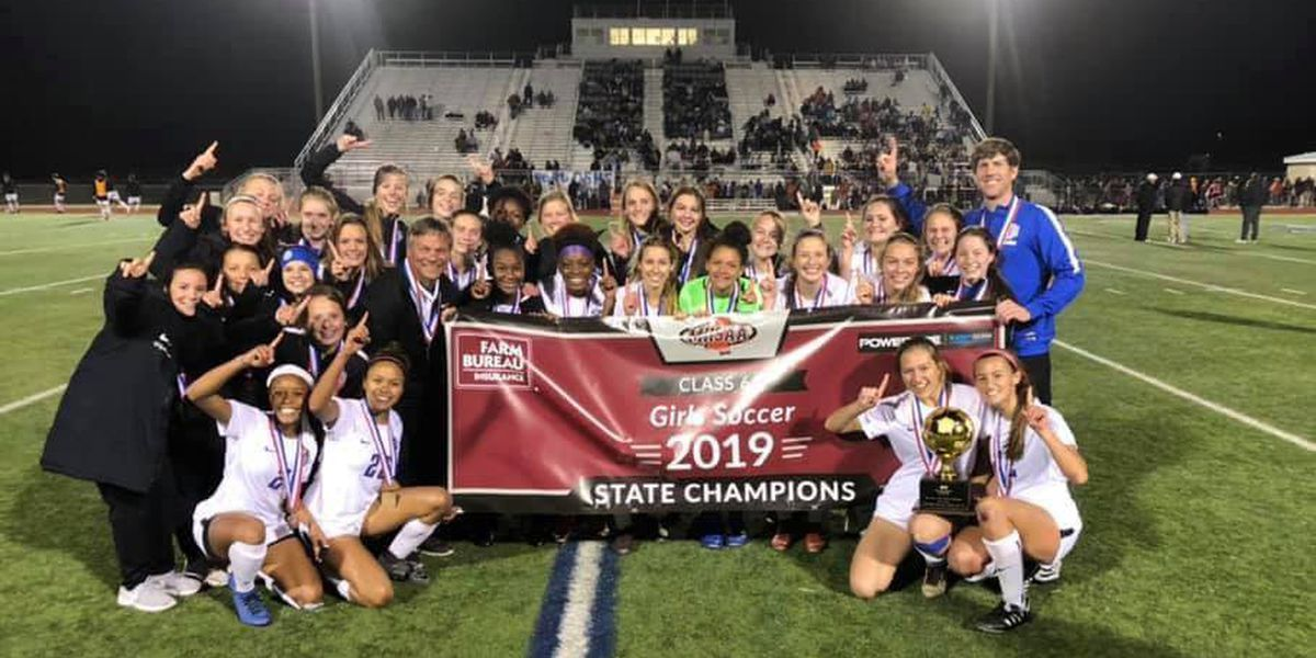 Lady Greyhounds claim 6A soccer state championship
