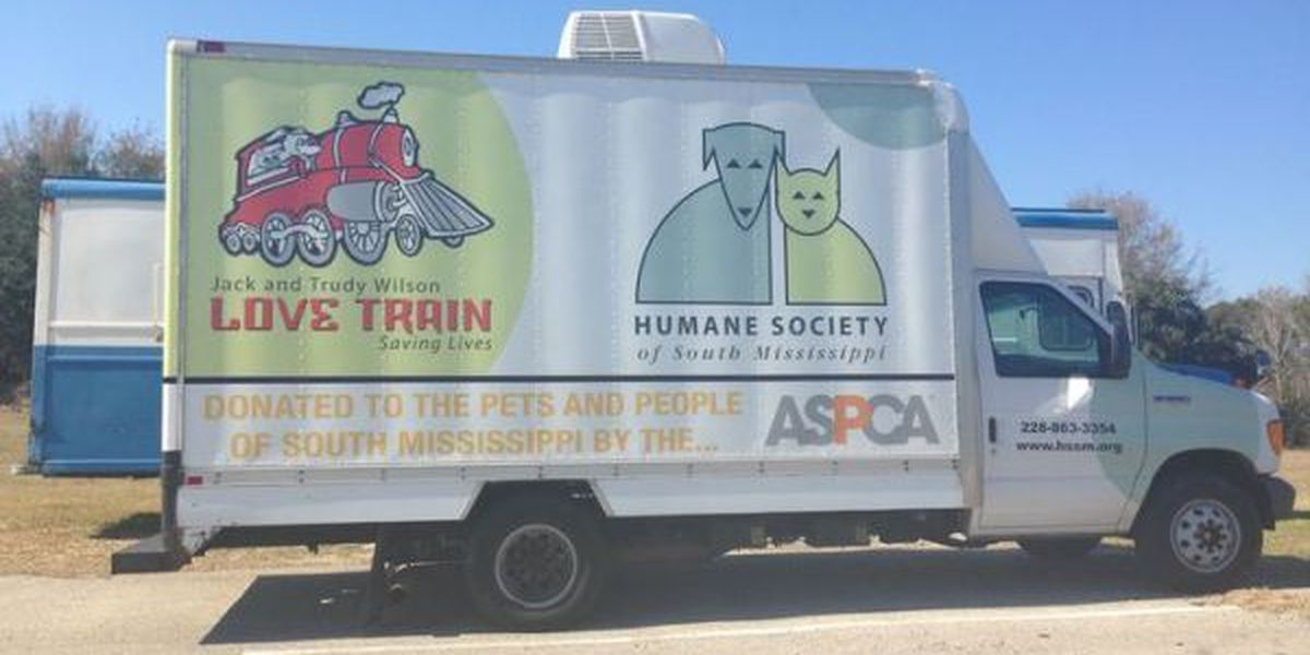 Grant helps HSSM connect pets with adopting families away from the Coast