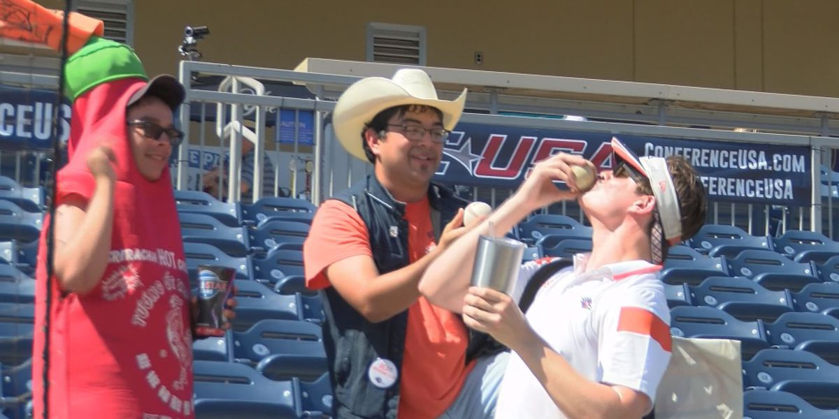 UTSA student-support shines bright in South Mississippi