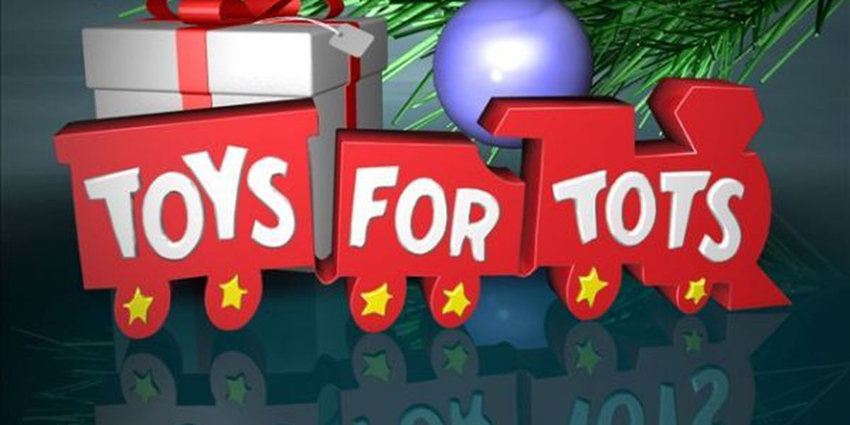 Toys for Tots registration now underway in Jackson, George counties