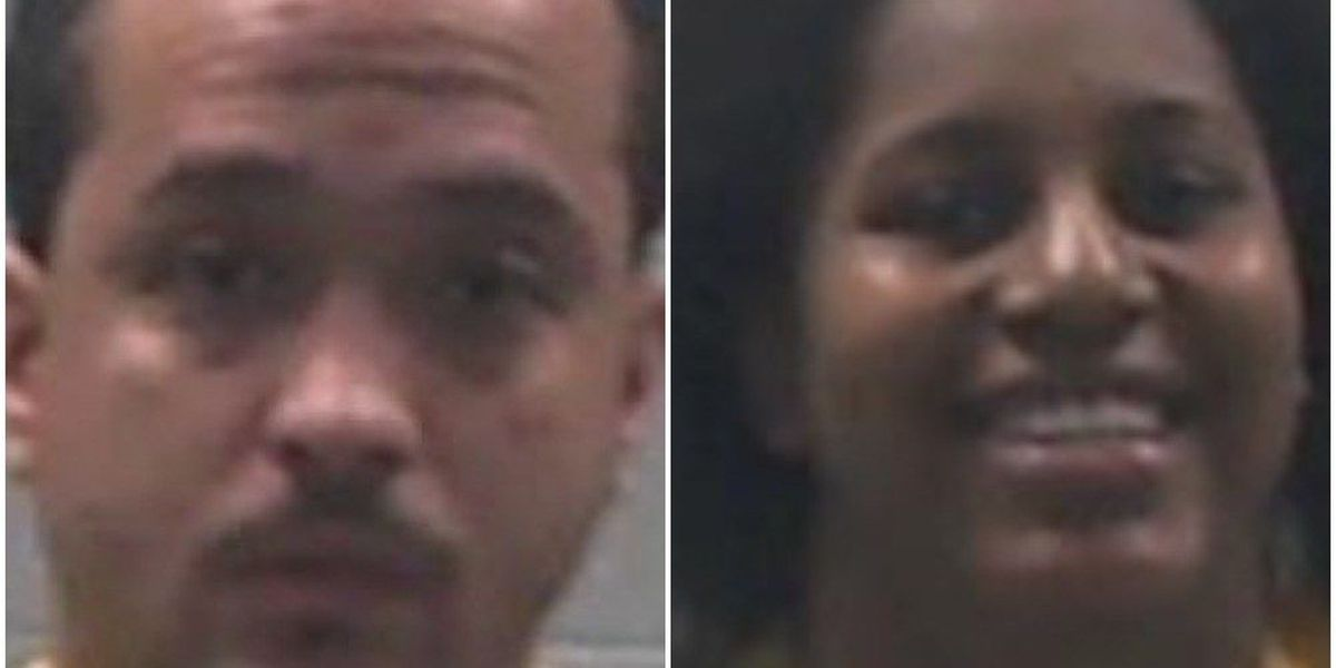 Moss Point parents charged with abusing infant, toddler