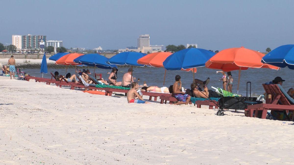 All Biloxi Beaches Are Officially Open