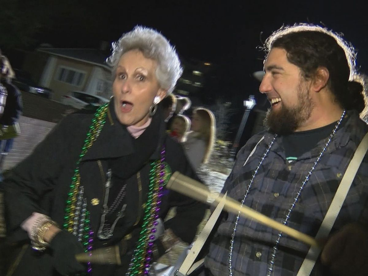 Buskin' the Coast: Blackwater Brass Band bringing Mardi Gras music to South Mississippi