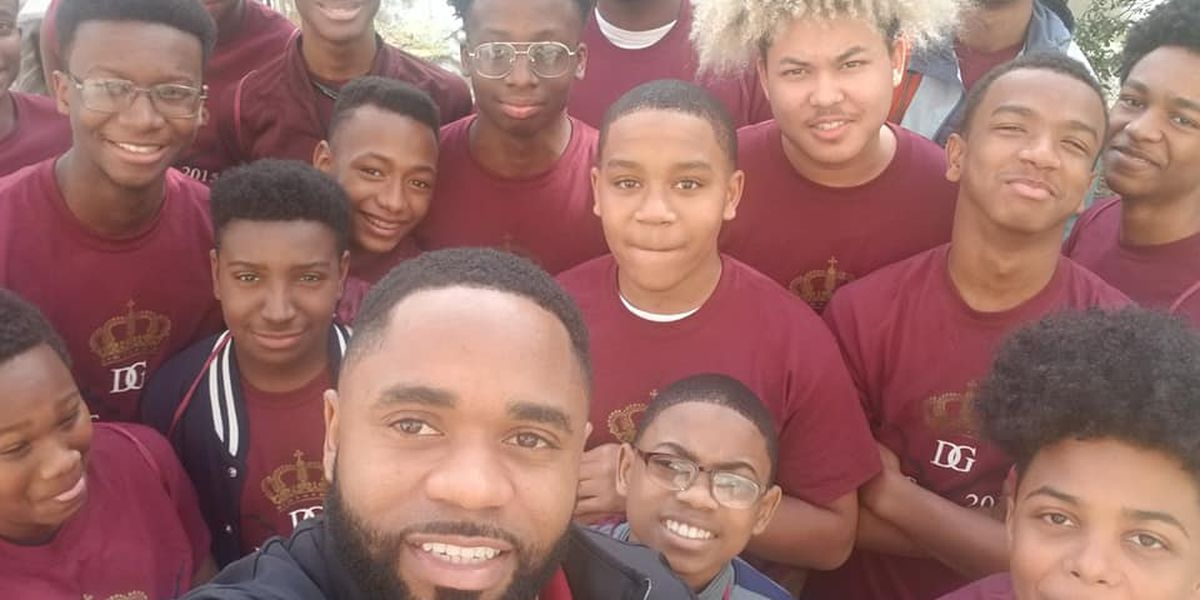 South Mississippi Strong: Abra Taylor teaches boys to grow into educated young men