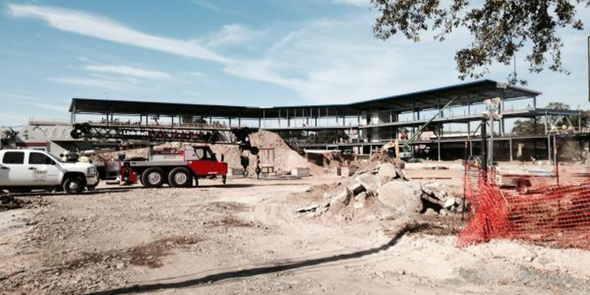 Project starting to look like a ballpark in Biloxi