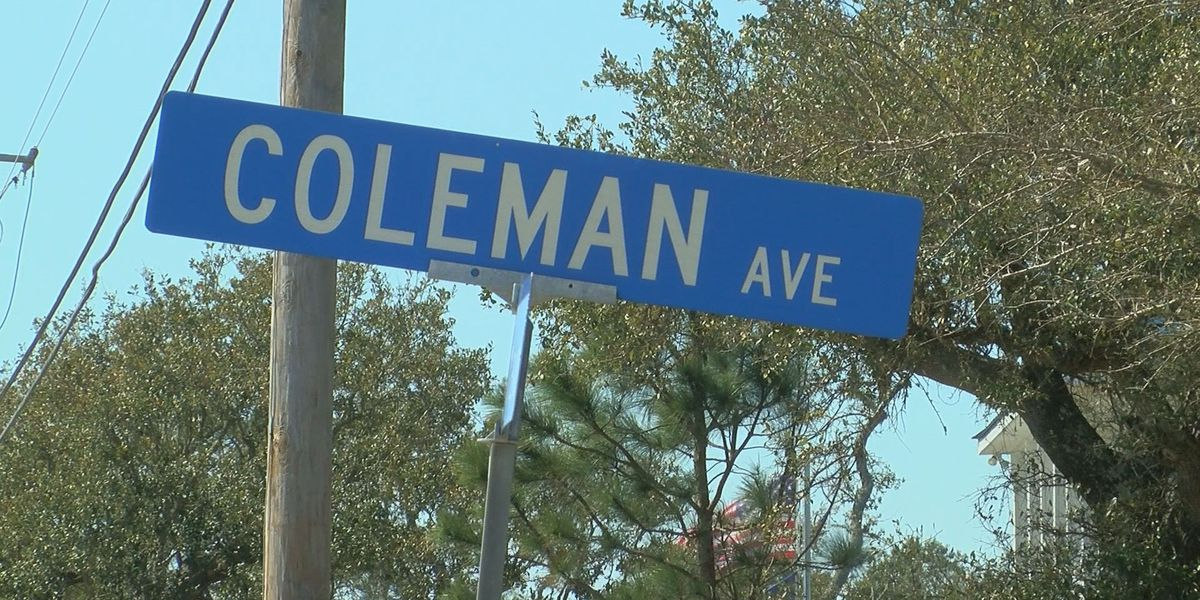 Waveland city leaders hoping to bring life back to Coleman Avenue