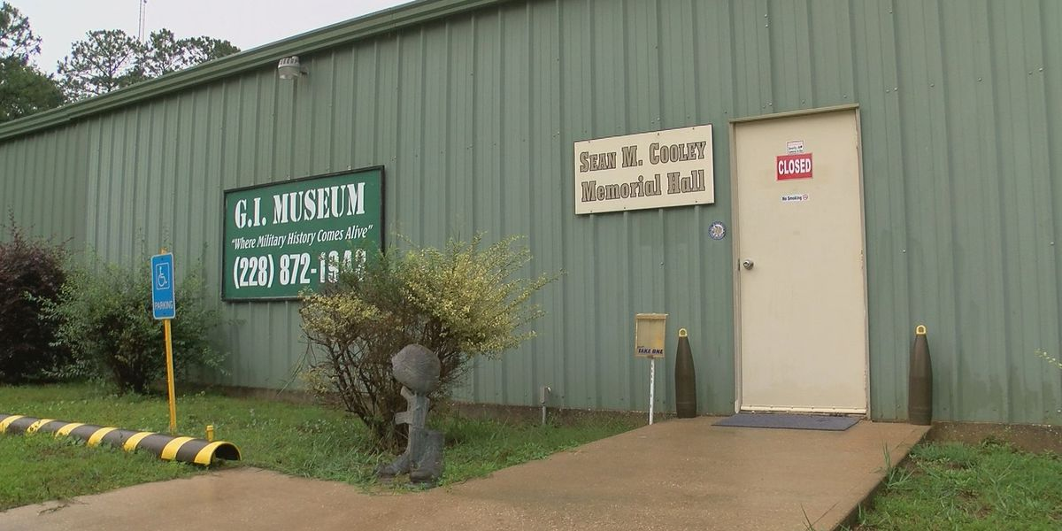 GI Museum in Gautier remains closed indefinitely