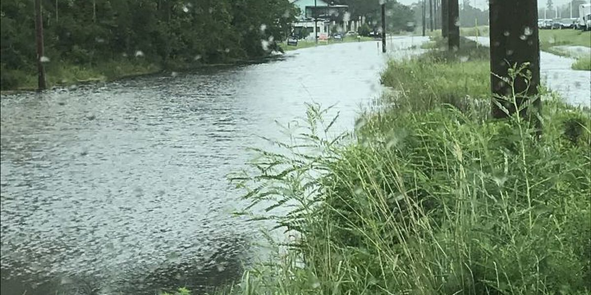 Hancock County continues to see flooding after heavy rainfalls