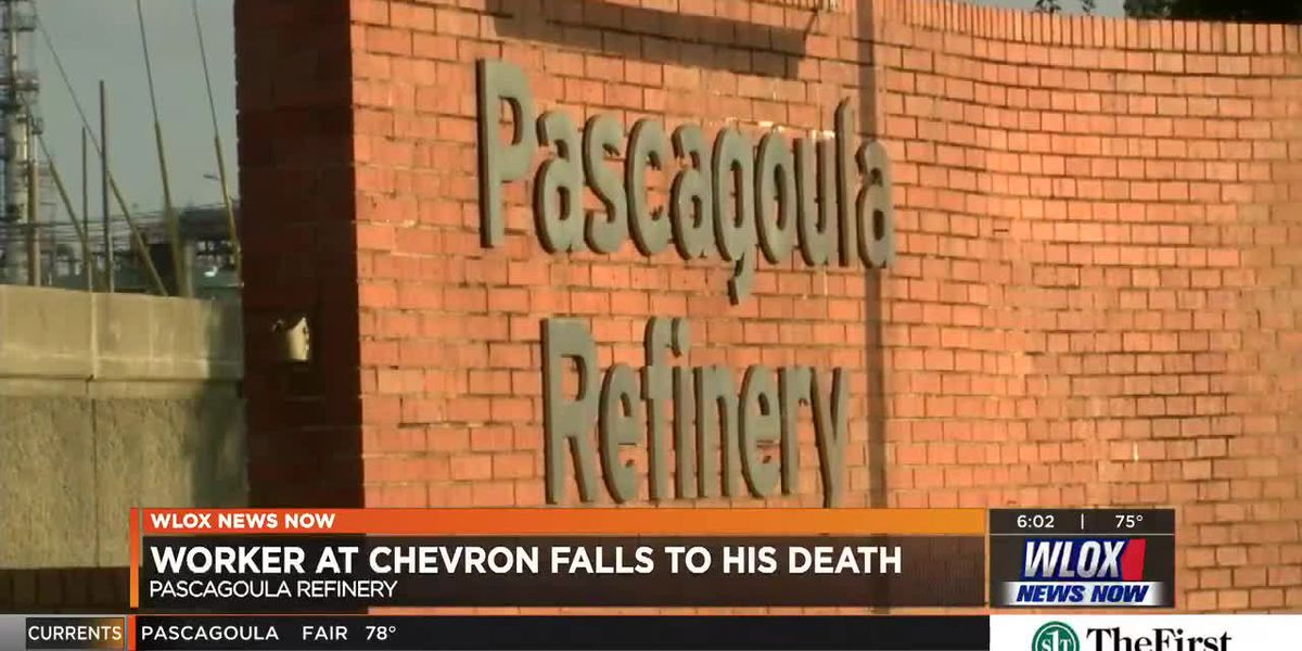 Man dies on the job at Chevron refinery