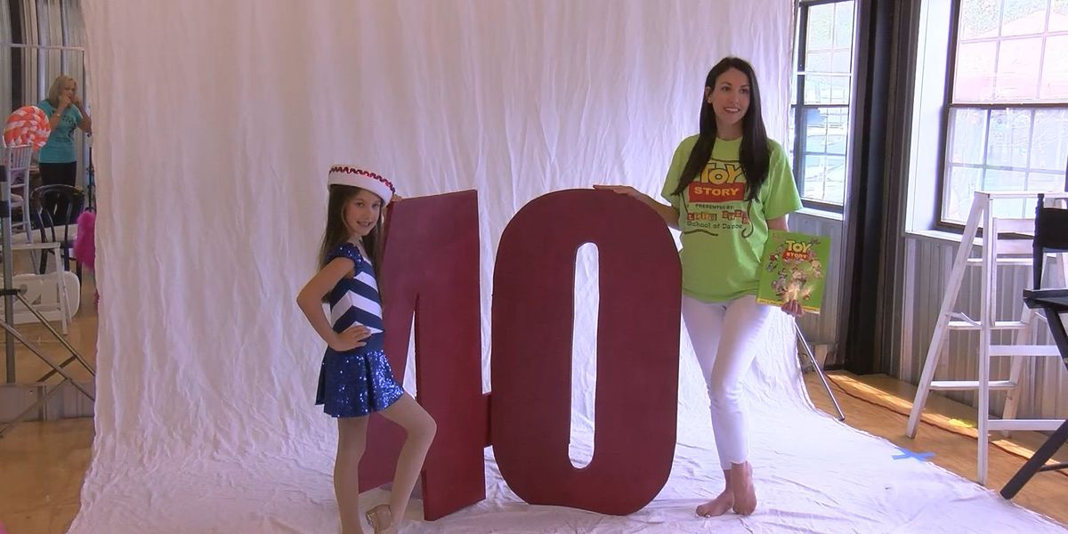 Biloxi dance school reopens with high hopes for successful summer recital