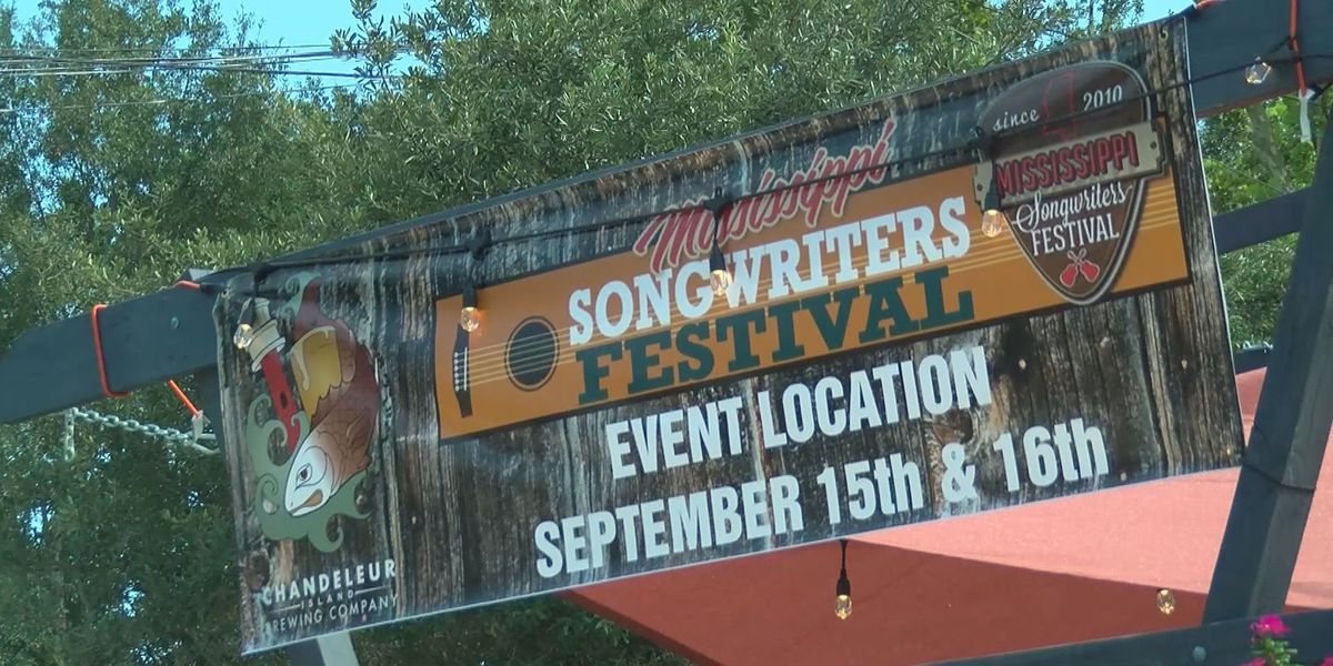MS Songwriters Festival brings talent to the Coast