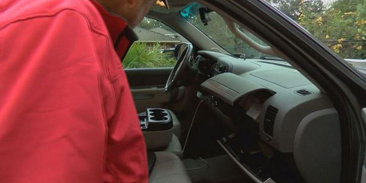 Gautier sees spike in car burglaries