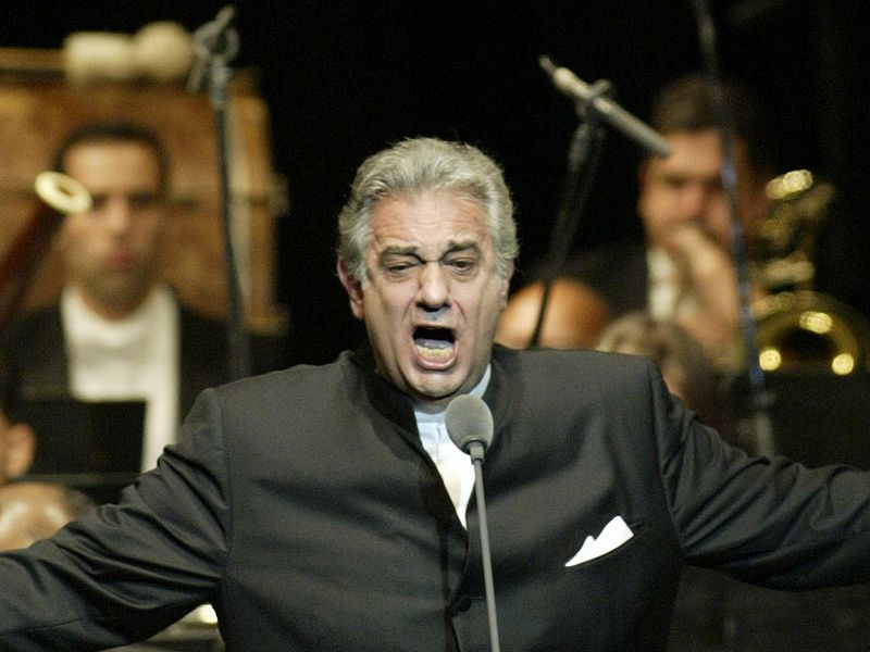 Women: Opera's Domingo abused power to sexually harass them