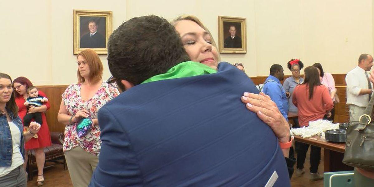 Jackson County drug court graduates see hope after hard work
