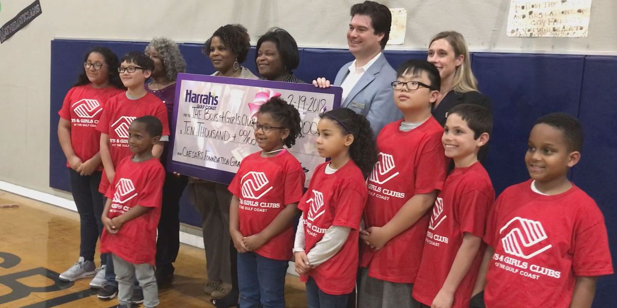 Gulf Coast Boys & Girls Clubs receive $10,000 donation to promote healthy living