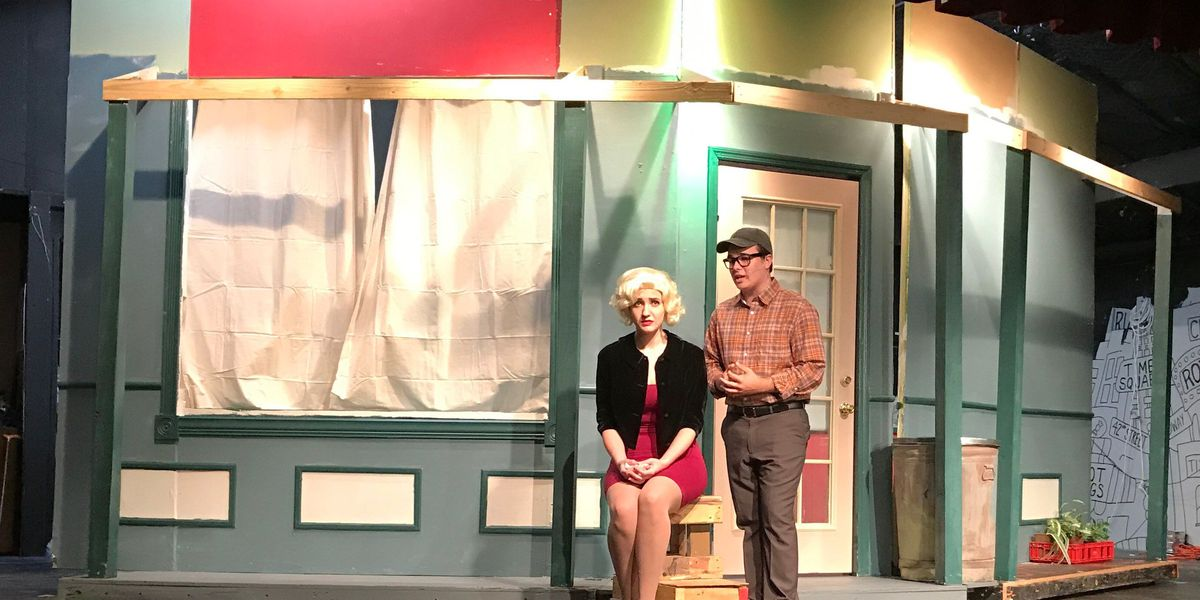 Man-eating plant classic at Biloxi Little Theatre
