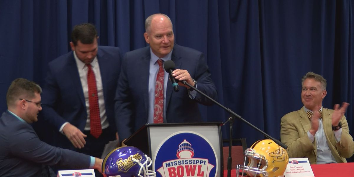 Campbell inducted into Mississippi Bowl Hall of Fame