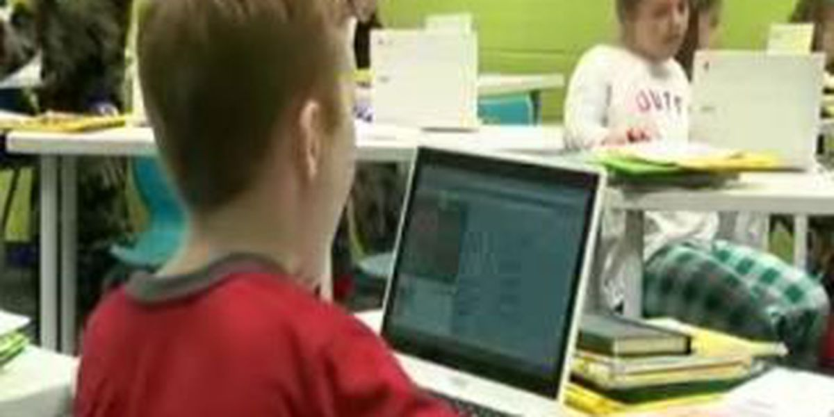 Biloxi students learn to build video games