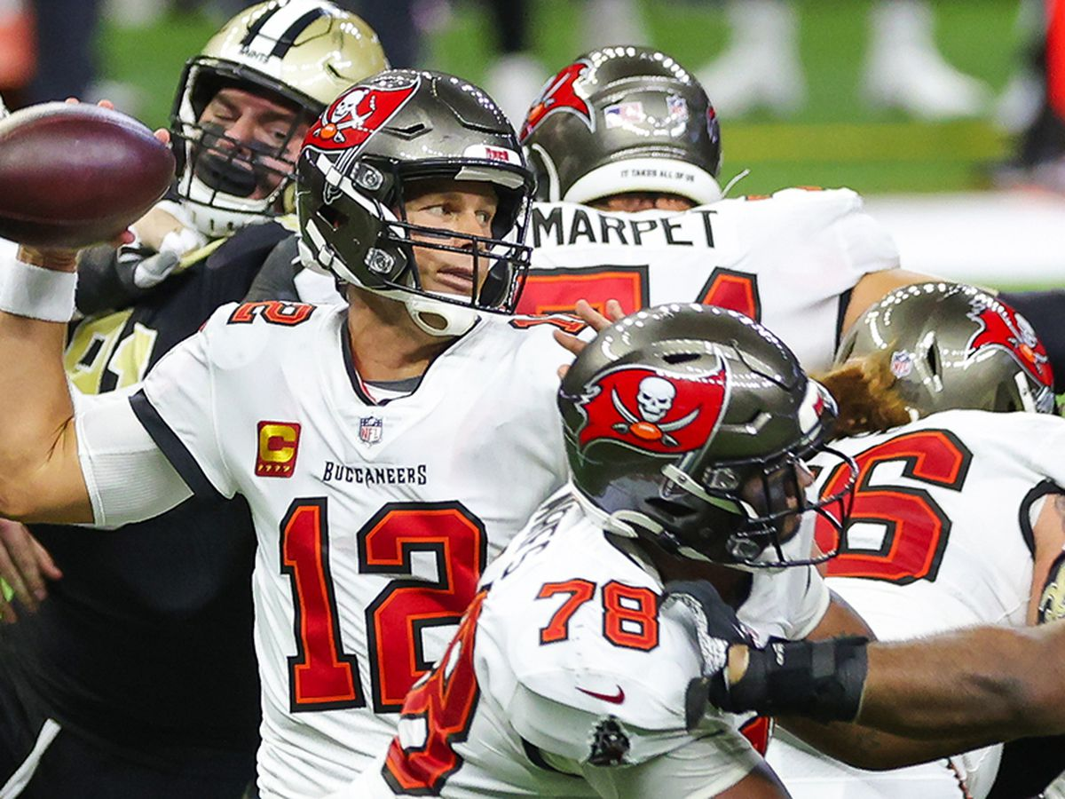 Saints preview red-hot Bucs offense