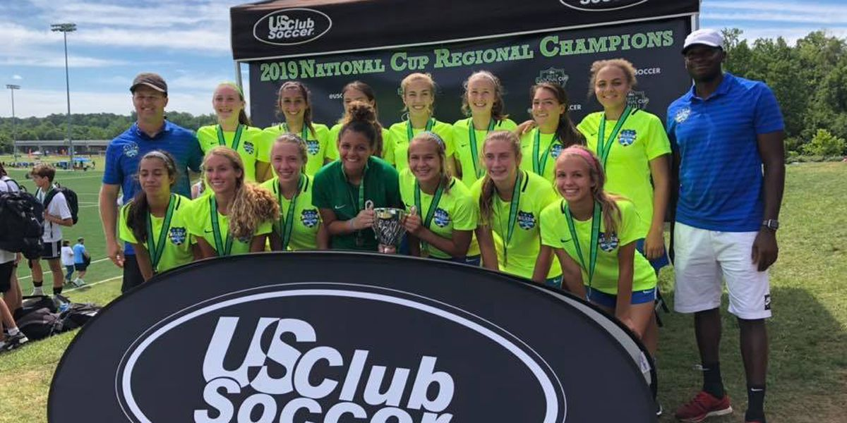 Elite 03 girls soccer team punch ticket to National Cup XVIII Finals
