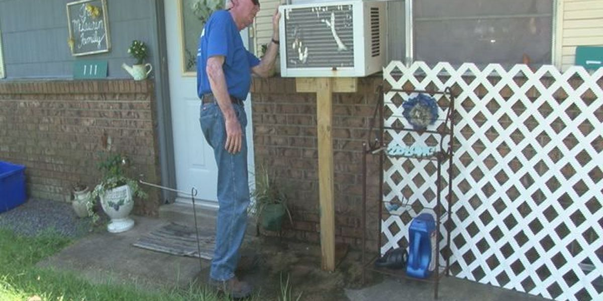Public asked to donate AC units to seniors who can't afford repairs