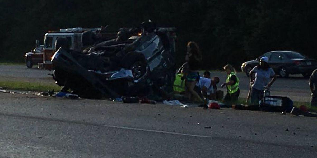 LA boy, 9, killed in I-10 rollover crash