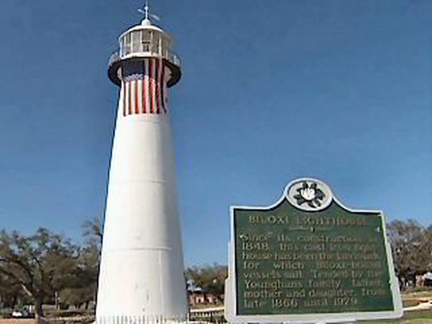 Biloxi Lighthouse Reopening To Public Tours