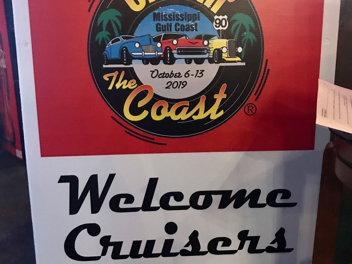 Biloxi businesses receive citations for 'Welcome Cruisers' signs