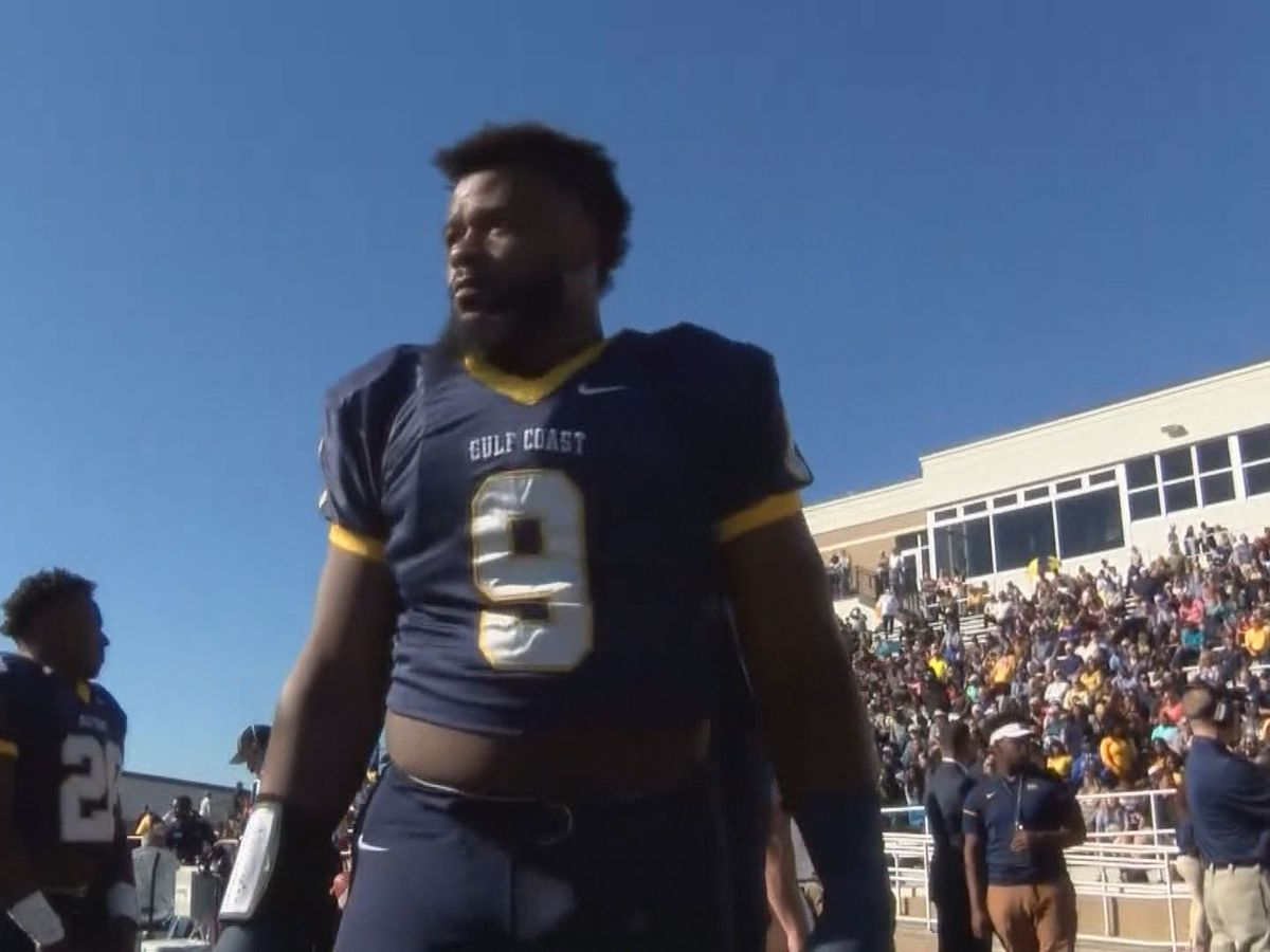 Former MGCCC Bulldog Drafted by Steelers