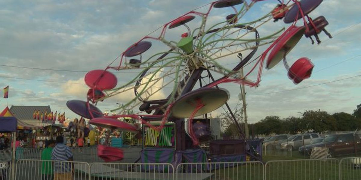 Jackson County Fair gets underway in Pascagoula