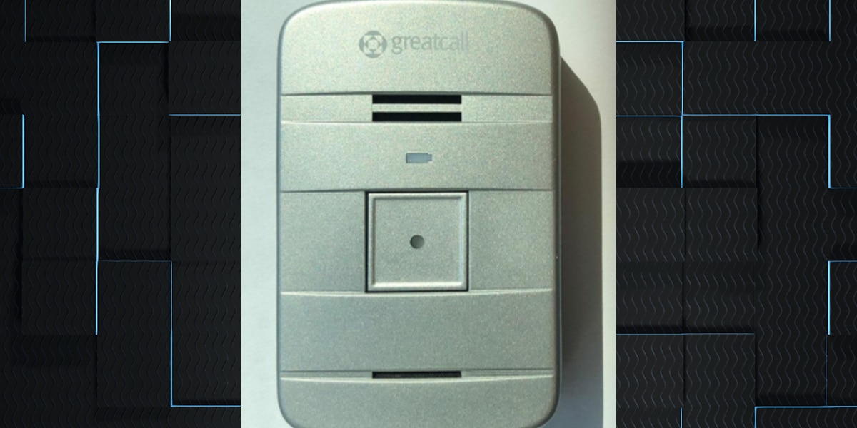 Call button on over 44,000 emergency alert devices may fail in an emergency; recall announced
