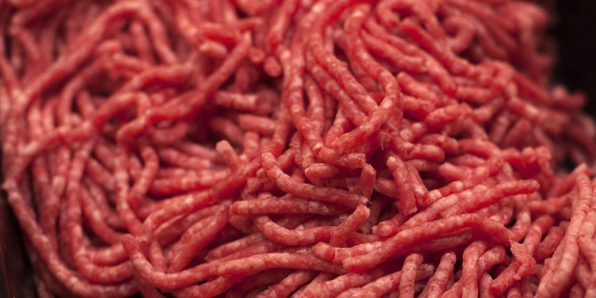 Ground beef may be culprit in multistate salmonella outbreak that killed 1