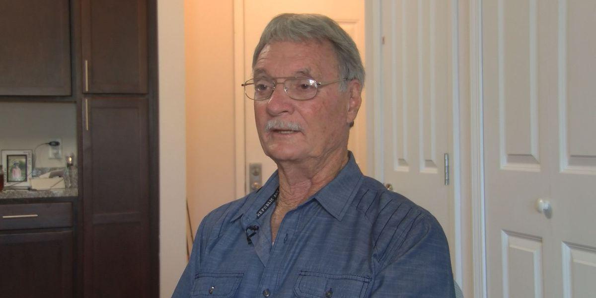 Veteran affected by contaminated water at Camp Lejeune seeks help