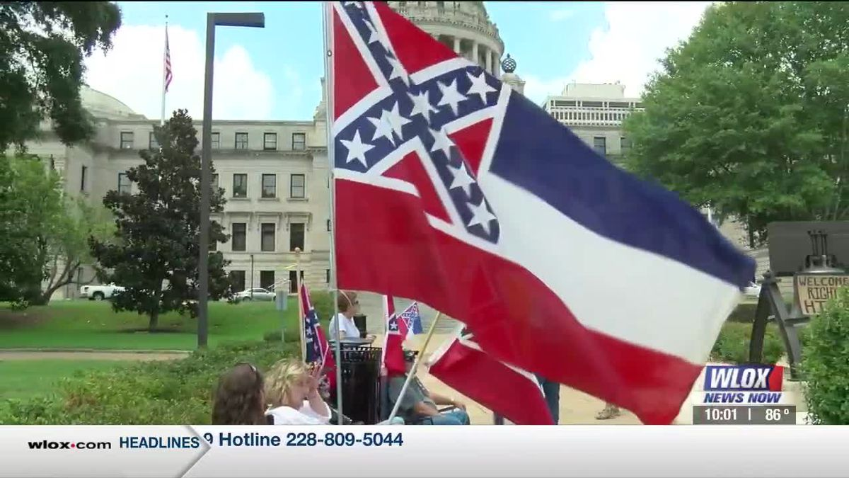 As the state flag comes down, Mississippi turns its eyes toward the future