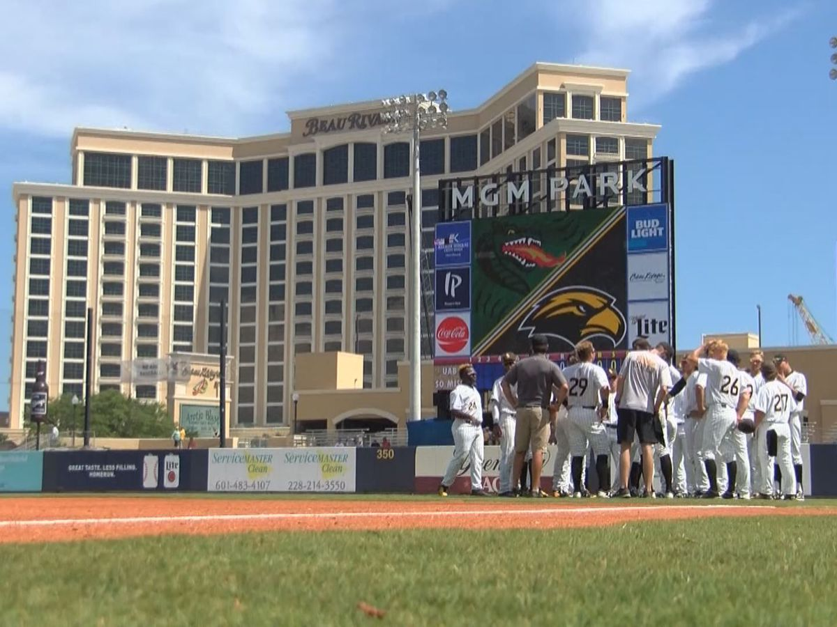 What does the future hold for NCAA Baseball at MGM Park?