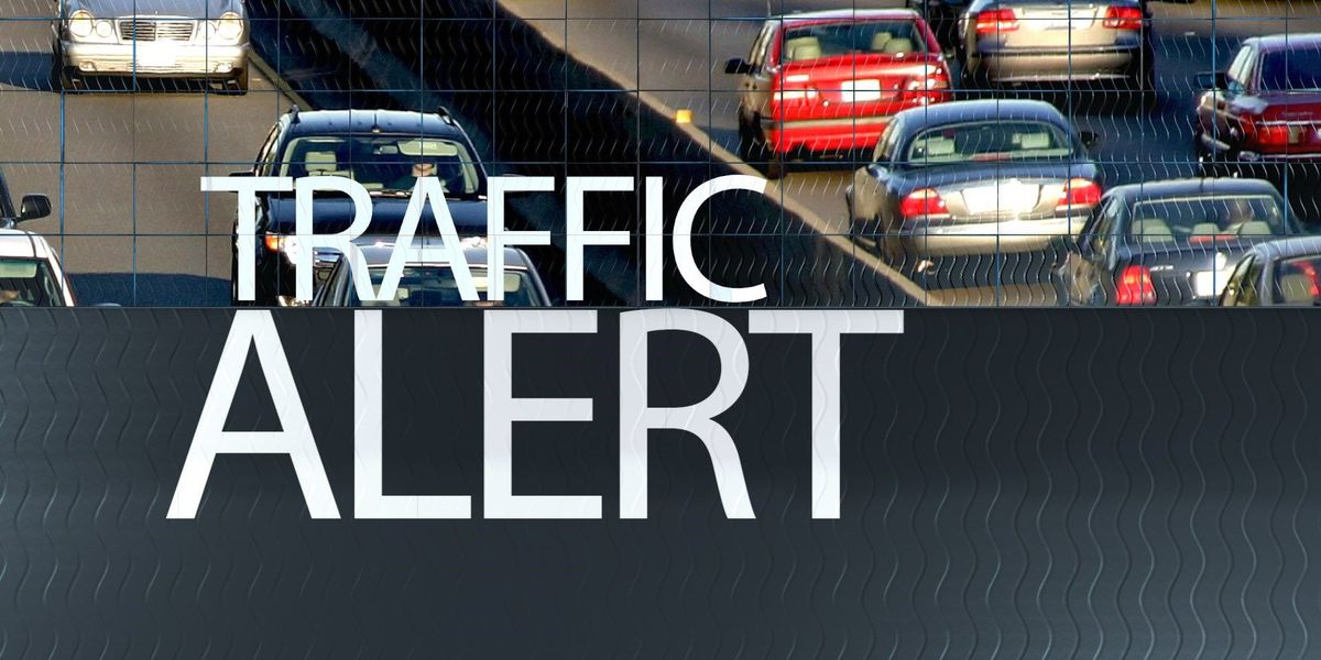 3 vehicle crash left miles of traffic on I-10 east in Harrison County